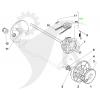 Transmission Multiclip 50S, 50 SB, Rental 50 S, m.fl. 181003122/0